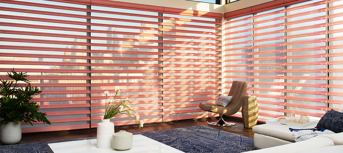 Hunter Douglas - Pirouette® Window Shadings