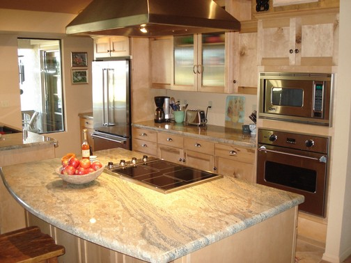 Granite Countertops Houston - Granite Kitchen Counters | Vbaf